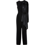 Black Janis Jumpsuit Worth New York Worth Collection