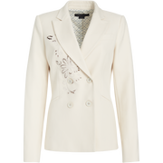 Vanilla Emily Jacket Worth New York Worth Collection