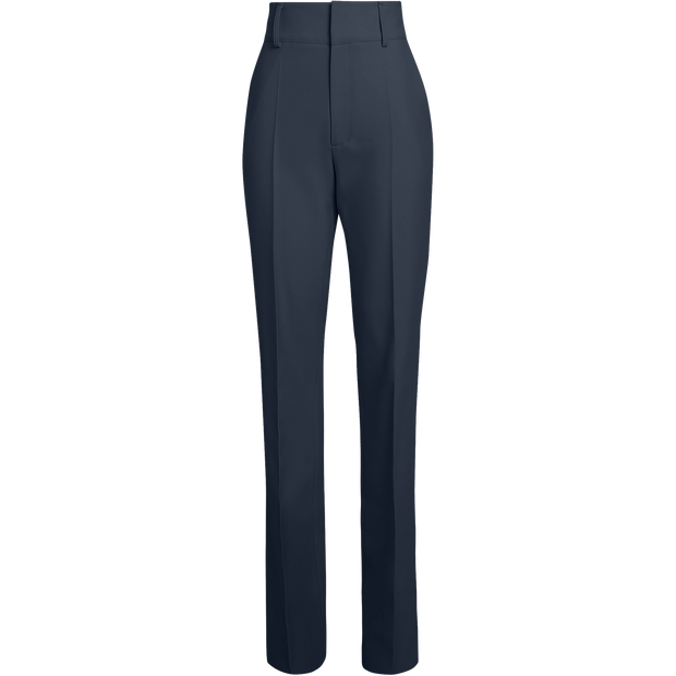 Navy Raleigh Pant Worth New York Worth Collection