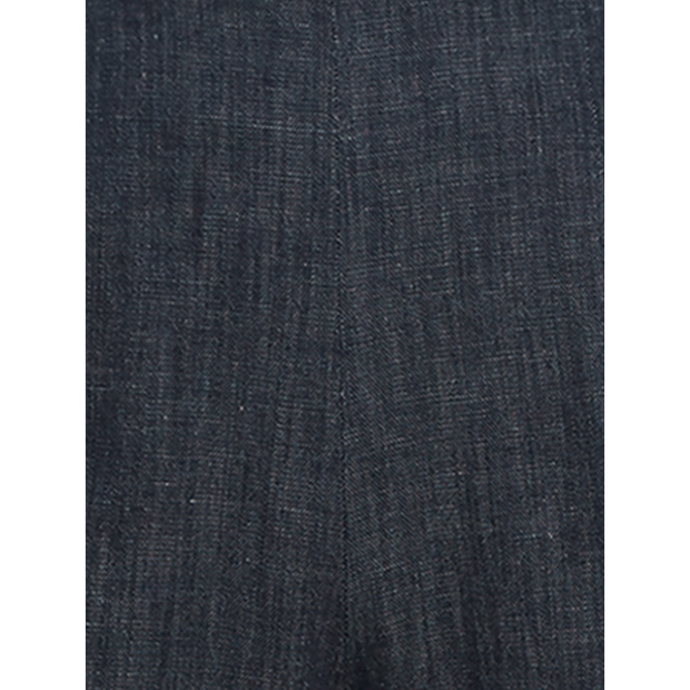detail of Indigo Tabea Pant Worth New York Worth Collection