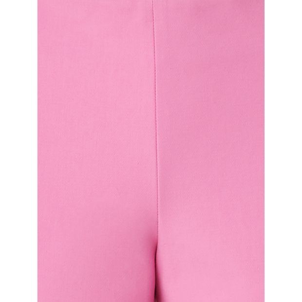 detail of Peony Pink New York Pant Worth New York Worth Collection