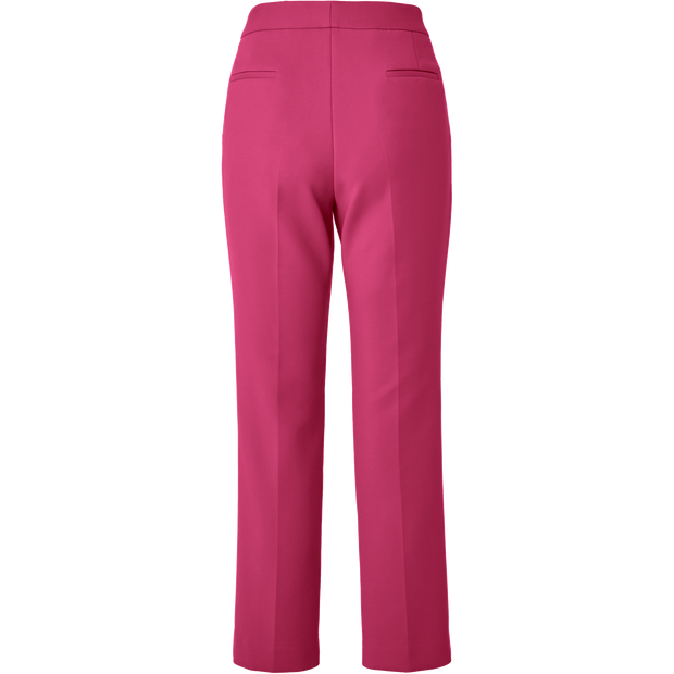 Back of Pink Rogue Richmond Pant Worth New York Worth Collection