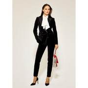 Worth New York Tatum Blazer ${description} $399.00 Available in: Size 06 Color Black