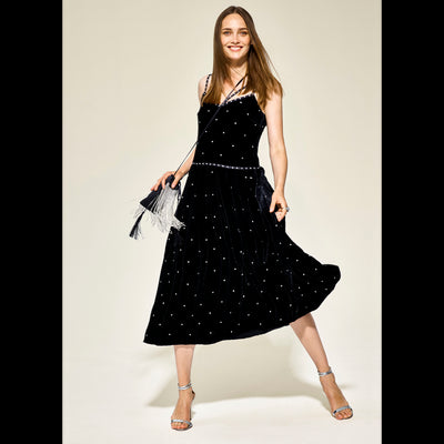 00 Midnight Judy Dresses Worth New York Worth Collection