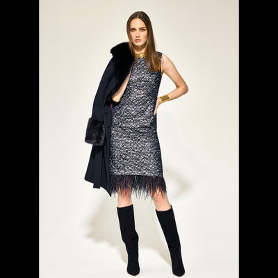 00 Glitter Lace Odette Dresses Worth New York Worth Collection