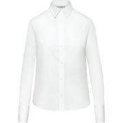 Optic White Catherine Blouse Classics By Worth Worth Collection