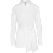 Classics by Worth Brit Blouse ${description} $149.00 Available in: Color Optic White Size XS