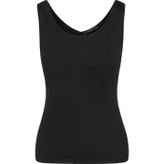 Midnight XS Hannah Second Skin Tank Blouses & Shirts Classics by Worth Worth Collection