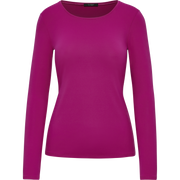 Classics by Worth Tina Second Skin Tee ${description} $99.00 Available in: Color Fuchsia Size XS