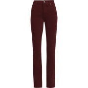 Charlie-Pants-Worth New York-00-Burgundy-Worth Collection