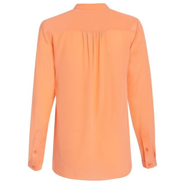 Classics by Worth Adair Blouse ${description} $358.00 Available in: Size XXS Color Peony Pink