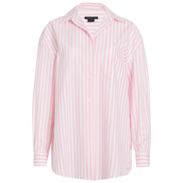 Pink White Angelina Shirt Classics By Worth Worth Collection