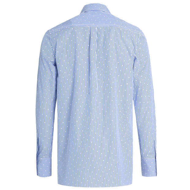 Classics by Worth Shelby Blouse ${description} $358.00 Available in: Size MD Color Blue White
