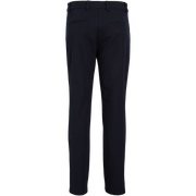 back of Navy Phoenix Pant Classics By Worth Worth Collection