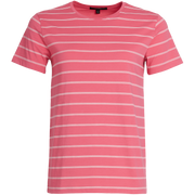 Classics by Worth Lee Tee ${description} $98.00 Available in: Size XXS Color Rouge Pink Ivory