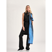 Sapphire 00 Kiera Tunic Blouses & Shirts W by Worth Worth Collection