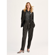 W by Worth Newport Pant ${description} $149.00 Available in: Color Grey Plaid Size 08