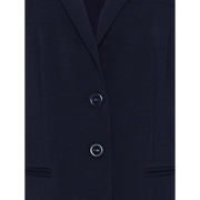 Blue vintage-cotton-blazer