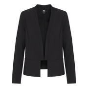 Black solid-suiting-panel-jacket