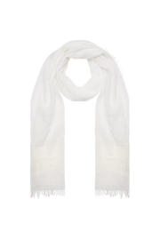 Lace Oblong Scarf