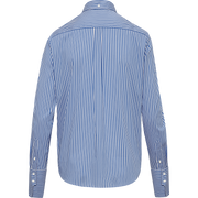 Blue Stripes XS Amy Blouse Blouses & Shirts W by Worth Worth Collection