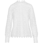 Ivory 00 Tatiana Blouse Blouses & Shirts W by Worth Worth Collection