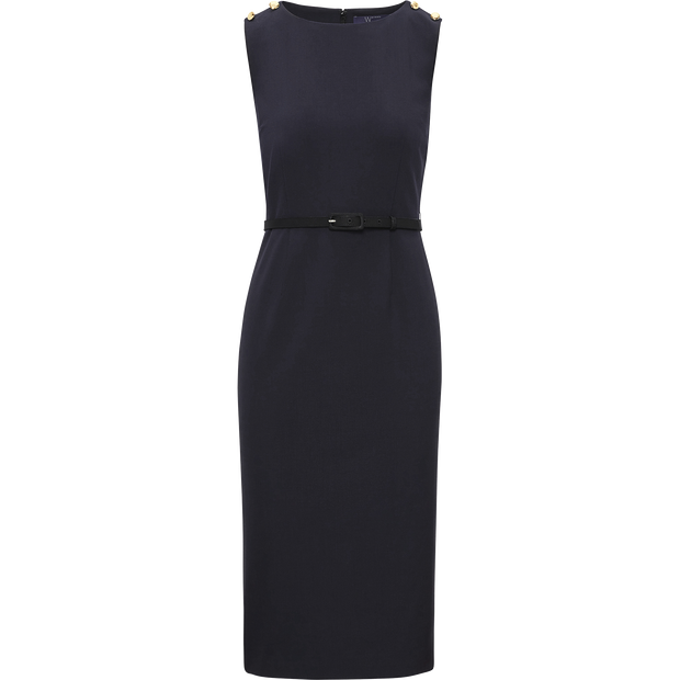 W by Worth Shiloh Dress ${description} $164.00 Available in: Color Dark Navy Size 04