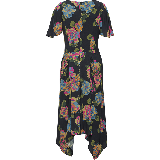 Abstract Floral 00 Theo Dress Dresses W by Worth Worth Collection
