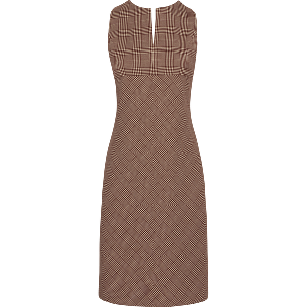 Plaid 00 Olivia Dress Dresses W by Worth Worth Collection