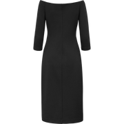 Midnight 00 Amanda Dress Dresses W by Worth Worth Collection
