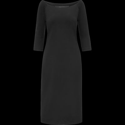 Amanda Dress-Dresses-W by Worth-Midnight-00-Worth Collection