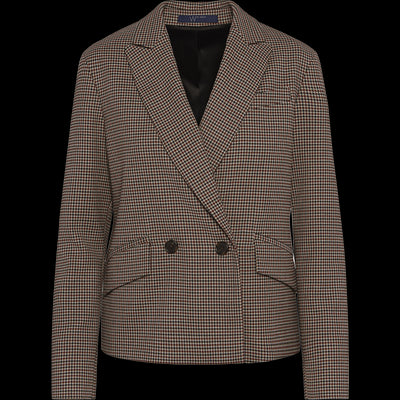 Cambridge Jacket-Jackets-W by Worth-Camel-XS-Worth Collection