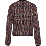 Tweed 00 Martine Jacket Jackets W by Worth Worth Collection