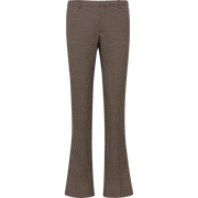 W by Worth Cambridge Pant ${description} $298.00 Available in: Color Camel Mini Houndstooth Size 00