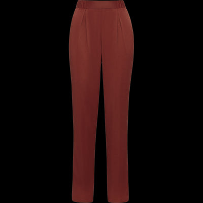 Rust XS Augusta Pant Pants W by Worth Worth Collection