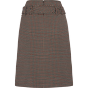 Camel 00 Cambridge Skirt Skirts W by Worth Worth Collection