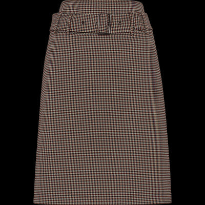Cambridge Skirt-Skirts-W by Worth-Camel-00-Worth Collection