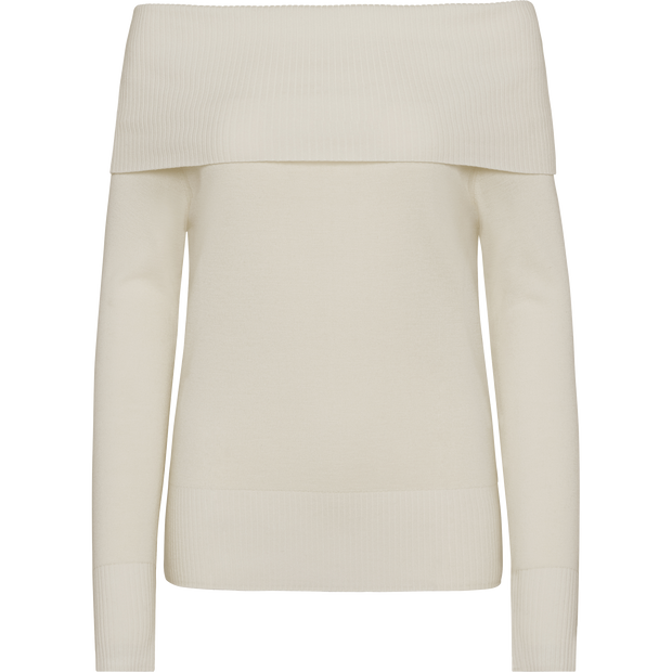 W by Worth Off the Shoulder Sweater ${description} $164.00 Available in: Color Ivory Size XS
