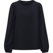 W by Worth Eloise Sweatshirt ${description} $99.00 Available in: Color Dark Navy Size XS