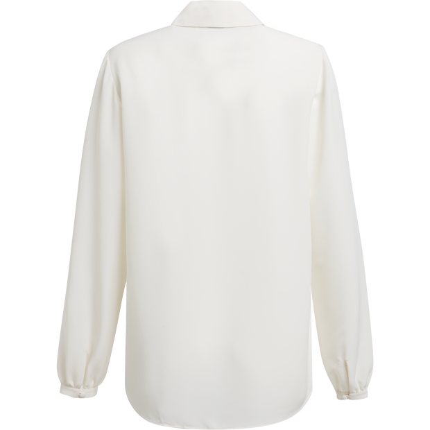 XS Ivory June Blouses & Shirts W by Worth Worth Collection