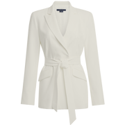 W by Worth Maive Jacket ${description} $249.00 Available in: Size 12 Color Winter White