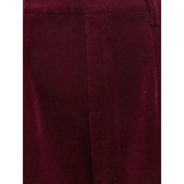 00 Burgundy Toni Pant Pants W by Worth Worth Collection