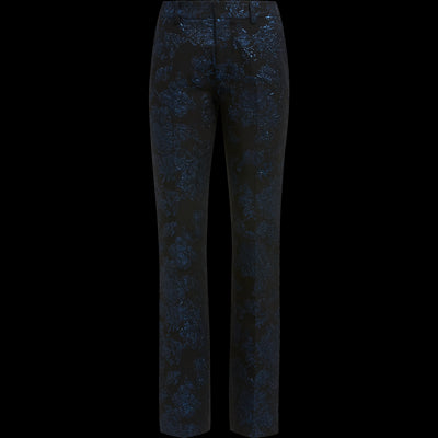 00 Indigo Albany Pants W by Worth Worth Collection