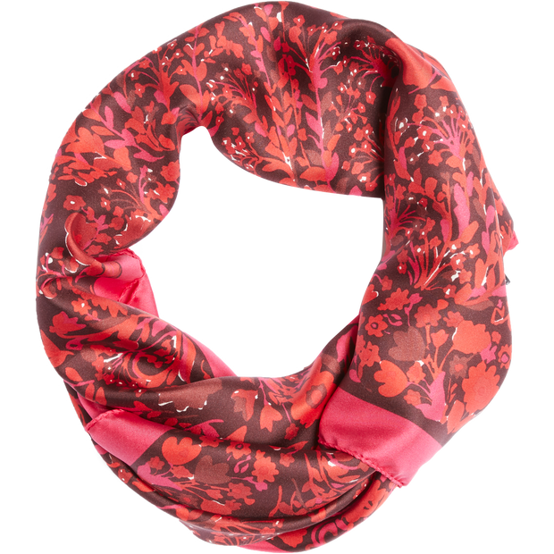 Twill Scarf-Accessories-W by Worth-NO-Ditsy Floral-Worth Collection