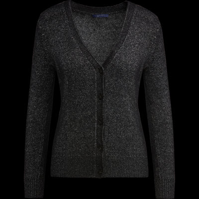 XS Midnight Wool Cardigan Sweaters W by Worth Worth Collection