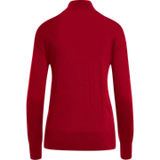 W by Worth Turtle Lace Sweater ${description} $149.00 Available in: Color Beet Red Size XS