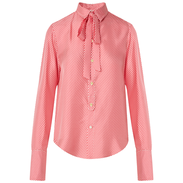 W by Worth Amy Blouse ${description} $169.00 Available in: Size XXS Color Pink Coral Ivory