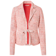 W by Worth Abby Jacket ${description} $528.00 Available in: Size 00 Color Pink