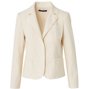 W by Worth Abigail Jacket ${description} $448.00 Available in: Size 00 Color Natural