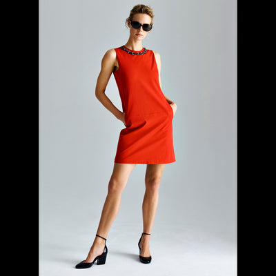 00 Candy Apple Devlyn Dresses W by Worth Worth Collection